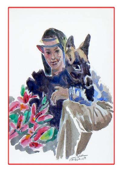 burro-girl