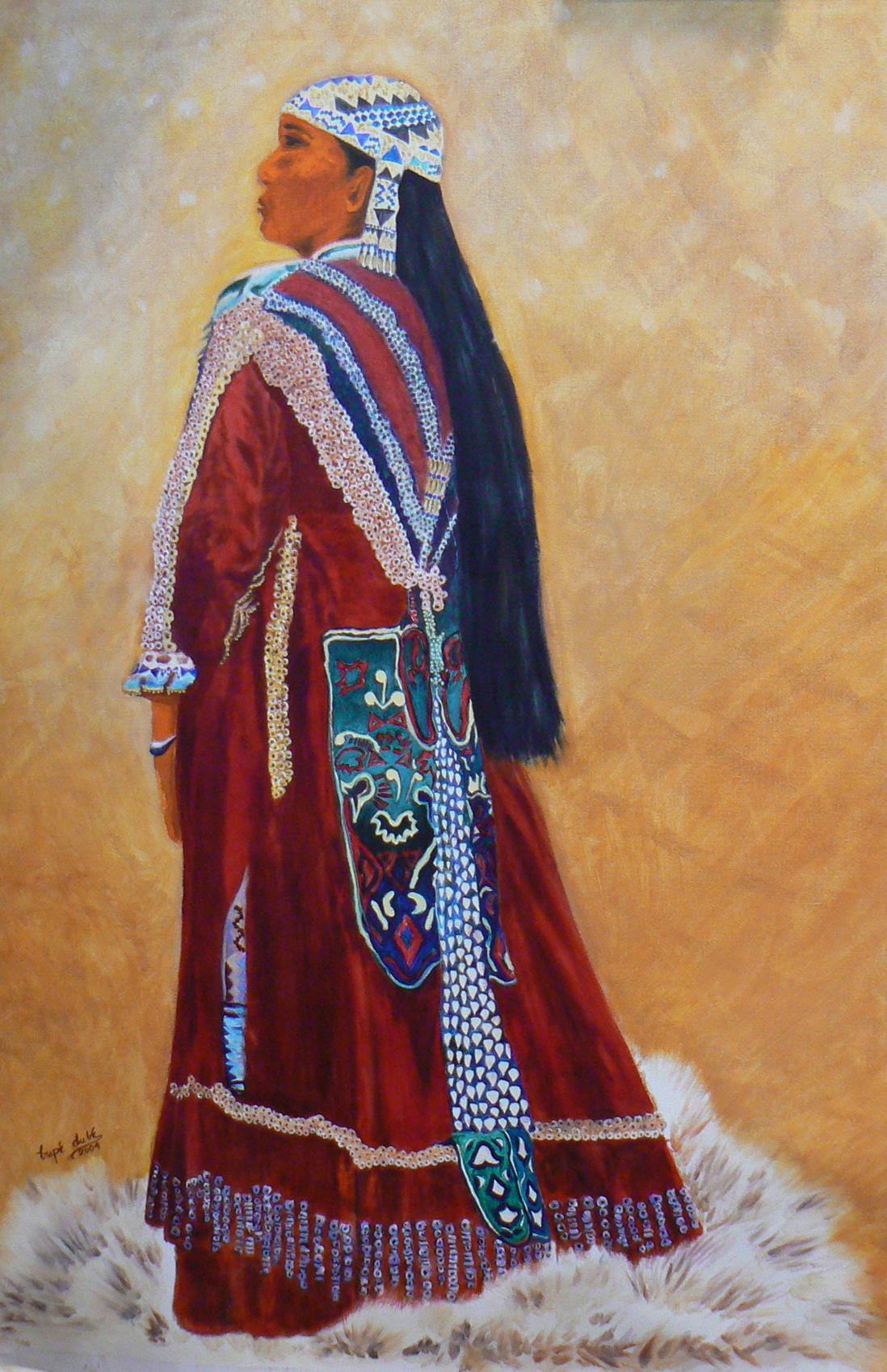lady ashkanazi