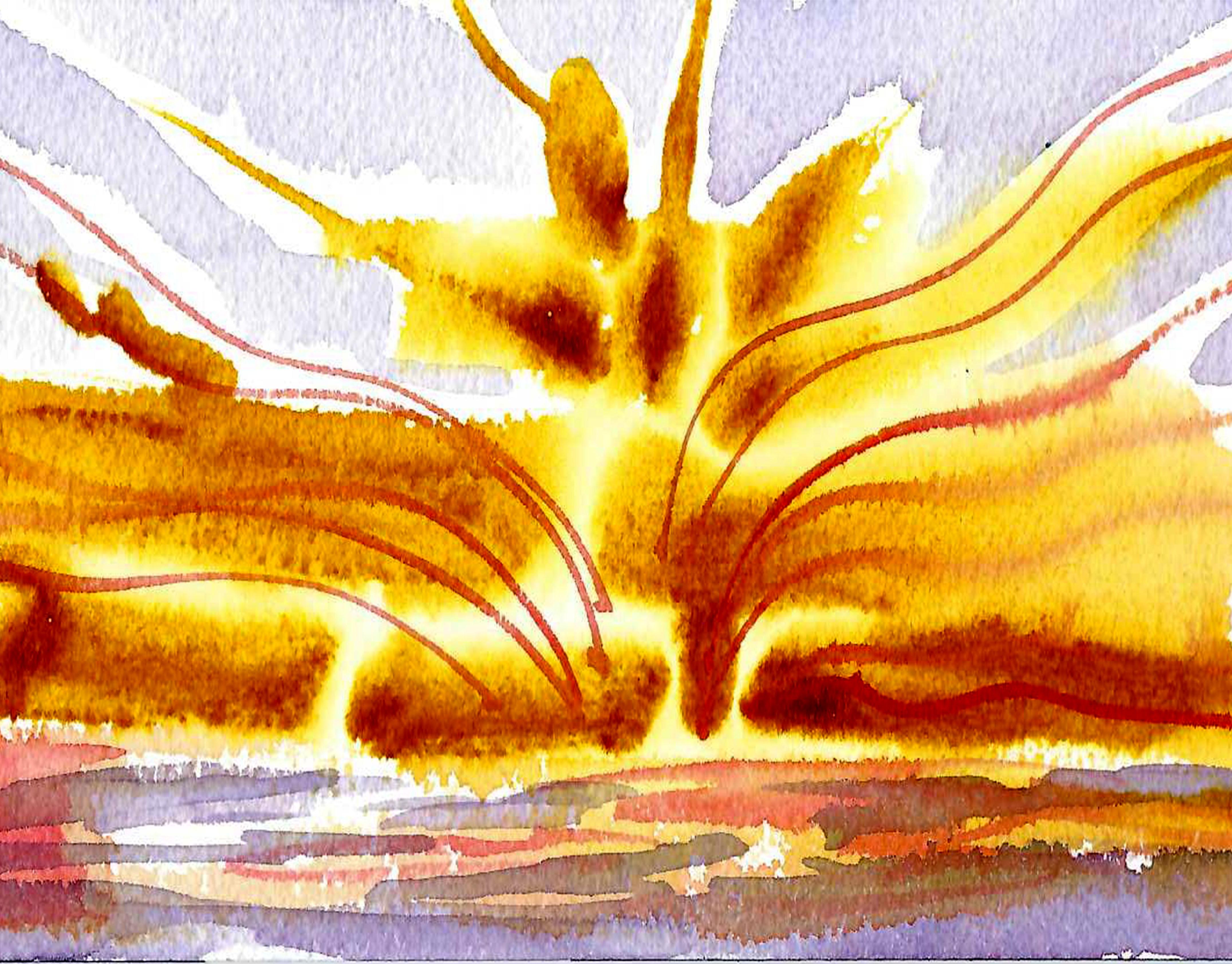gold-sunburst